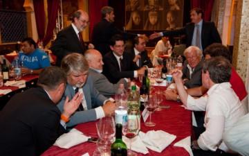 La cena del 2010