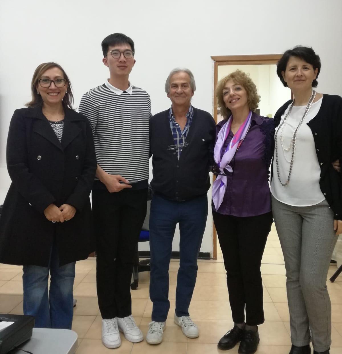 Lamonica-Studente-Giordano-Caponigro-Pastorino