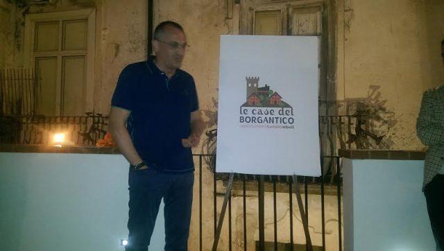 Le Case del Borgo Antico-Massimo Cariello-inaugurazione