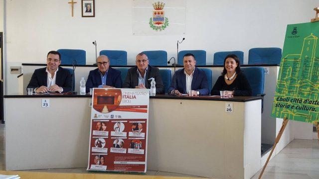 Leso-Balsamo-Cariello-Bufano-Rosamilia-Stagione teatrale-Eboli