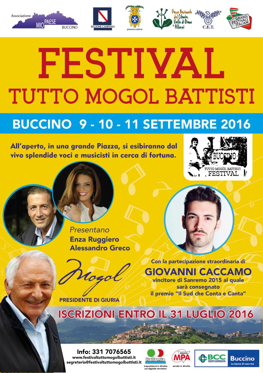 Festival Mogol-Battisti-Buccino