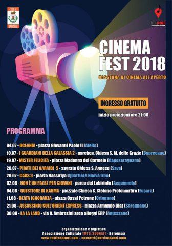 Cinema Fest Baronissi
