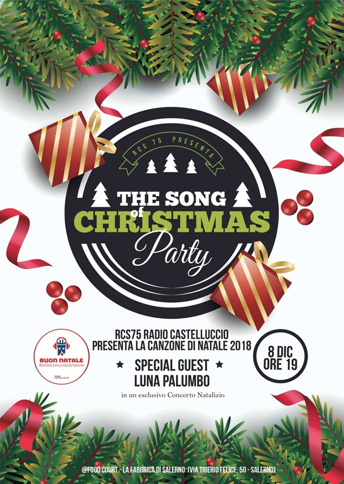 Locandina The Song Christmas