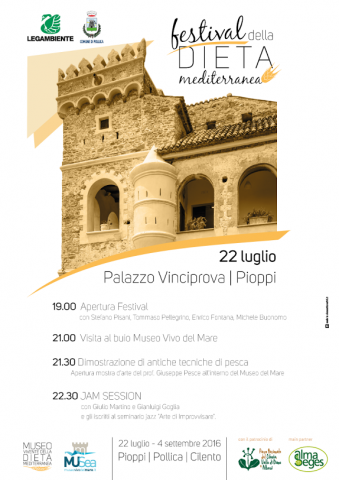 Festival della Dieta Mediterranea Pollica