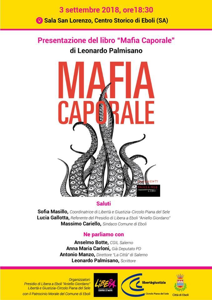 Locandina_presentazione libro_Mafia Caporale