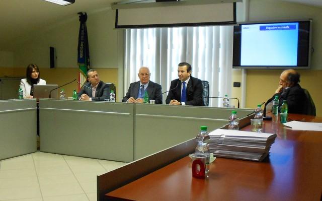 Lombardi-Ance Salerno-Conferenza fine anno