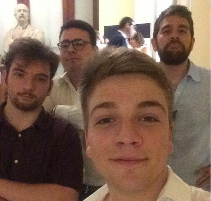Luca Di Giuseppe, Nunzio Mario Noschese, Stefano Bifulco, Nicola Arpaia