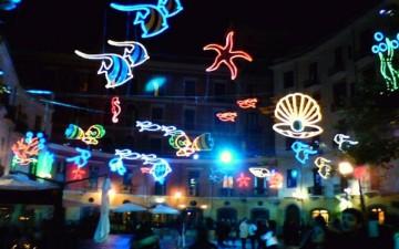 Luci d'Artista di Salerno