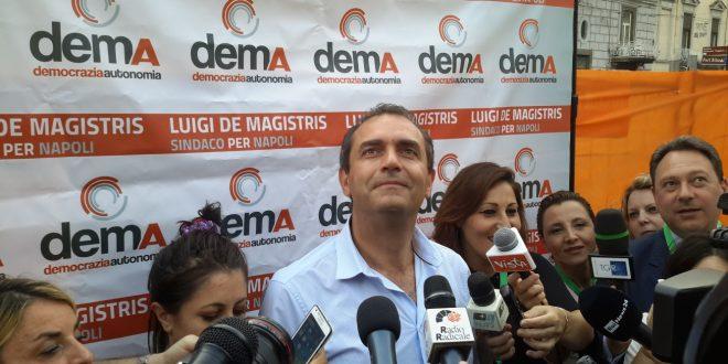 Luigi De Magistris Dema 1