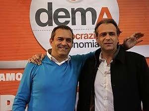 Luigi e Claudio De Magistris