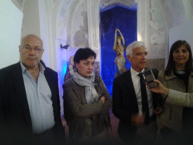 MICHELE FAIELLA - OLGA MARCIANO - ERMANNO GUERRA E ROSA MARIA VITOLA