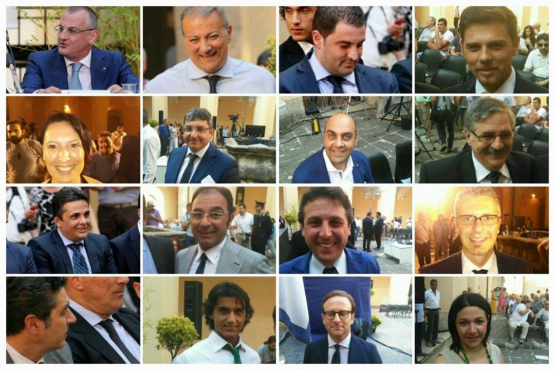 Maggioranza -Cariello-Vecchio- Busillo- Presutto-Cennamo-Sgritta- Domini- Marchesano-Fido- Masala- Bonavoglia-Guarracino-Grasso-Piegari-Rosamilia