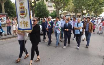 Manifestazione sanitàEboli-