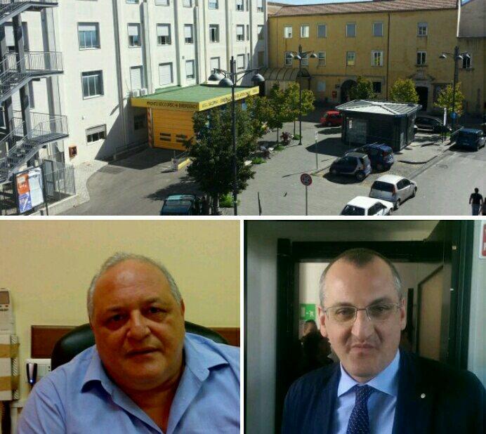 Mario Minervini-Massimo Cariello-Ospedale di Eboli