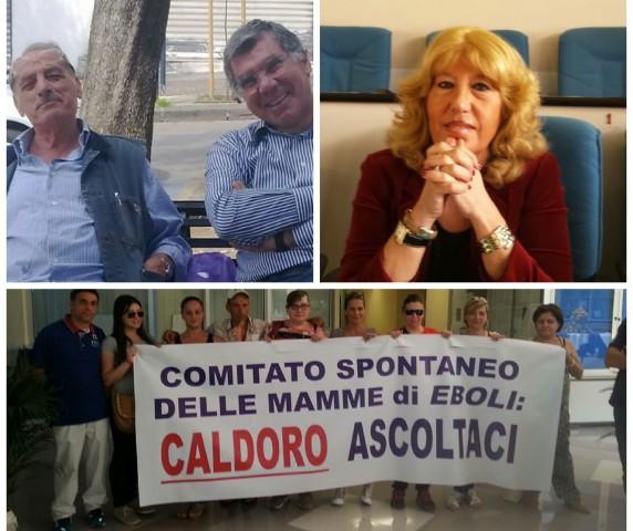 Masillo-Rosania-Filippi-Comitato spontaneo Mamme