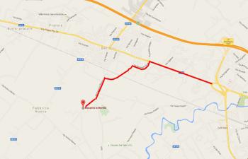 Masseria Morella Indicazioni stradali