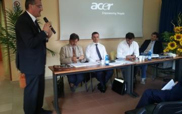 Massimo Cariello-Antonio Squillante-Conferenza ASL Eboli.