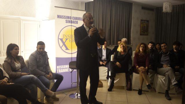 Massimo Cariello-Presentazione-Insieme per Eboli-