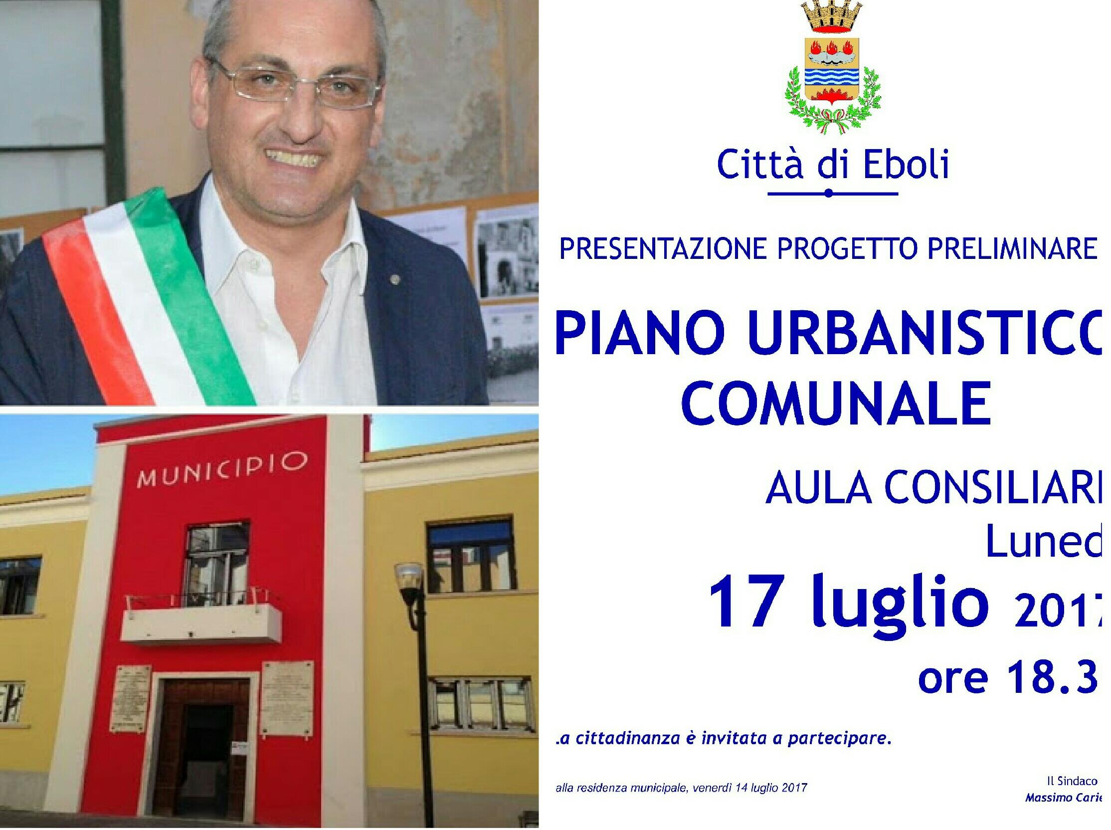 Massimo Cariello-Presentazione PUC