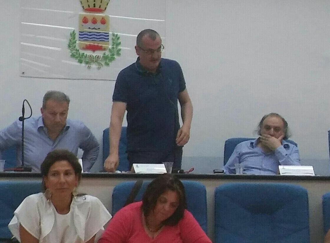 Massimo Cariello-Sindaco di Eboli