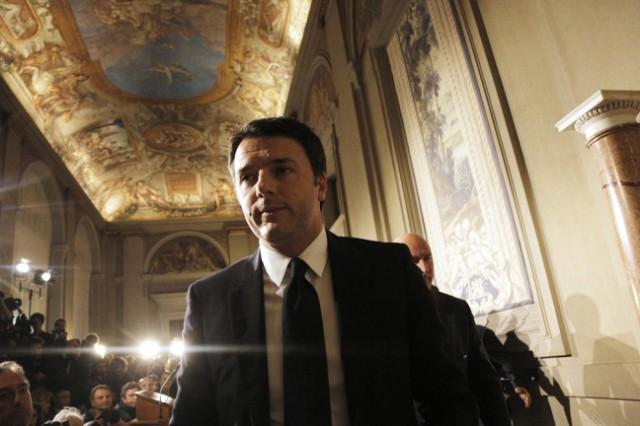 Matteo Renzi- Presidente consiglio
