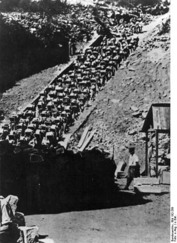 Mauthausen-La-Scala-della-Morte-
