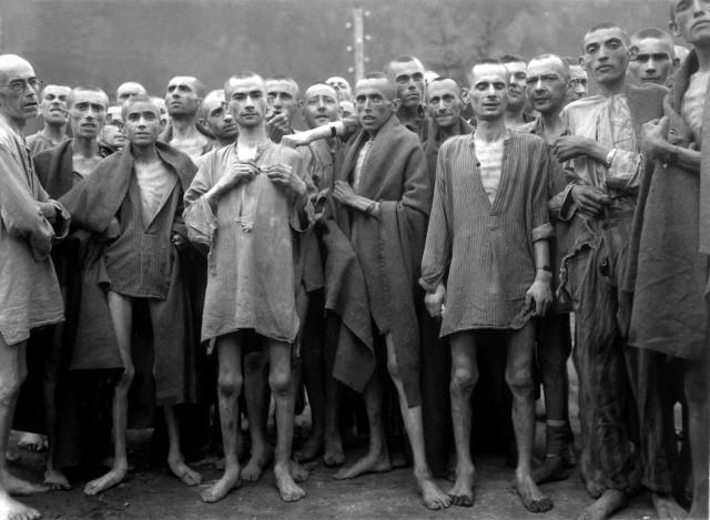 Mauthausen la liberazione