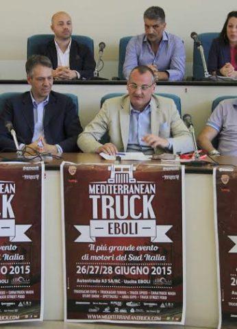 Mediterranean Truck-Conferenza Stampa-Massimo Cariello