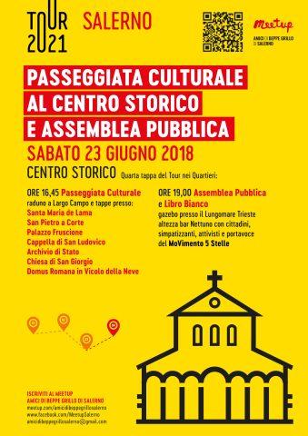 MeetUpSalerno_TourSalerno2021