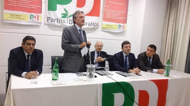 Mimmo Volpe-Tino Iannuzzi-Davide Bruno-Noschese