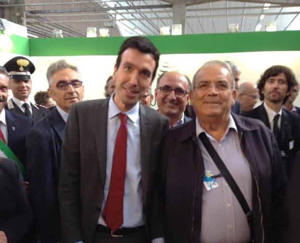 Ministro-Maurizio Martina-Domenico Alfano