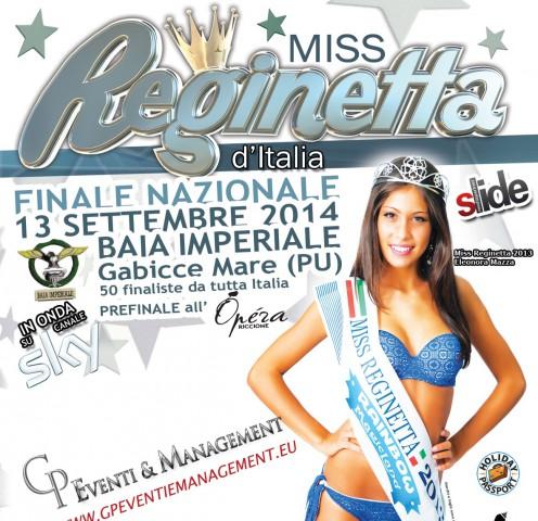 Miss regionale Reginetta d'Italia