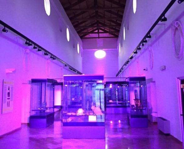 Museo Archeologico di Eboli-Campagna LILT-Nastro Rosa