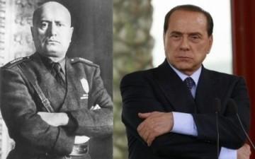 Mussolini-Berlusconi