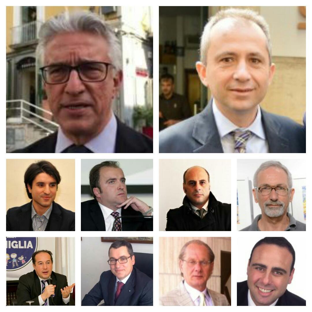 Napoli-Celano-Santoro-Iannone-Amodio-Lambiase-Adinolfi-Cassandra-falvella-Cammarota