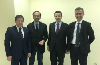 Nencini-Lombardi-Delegazione ACS