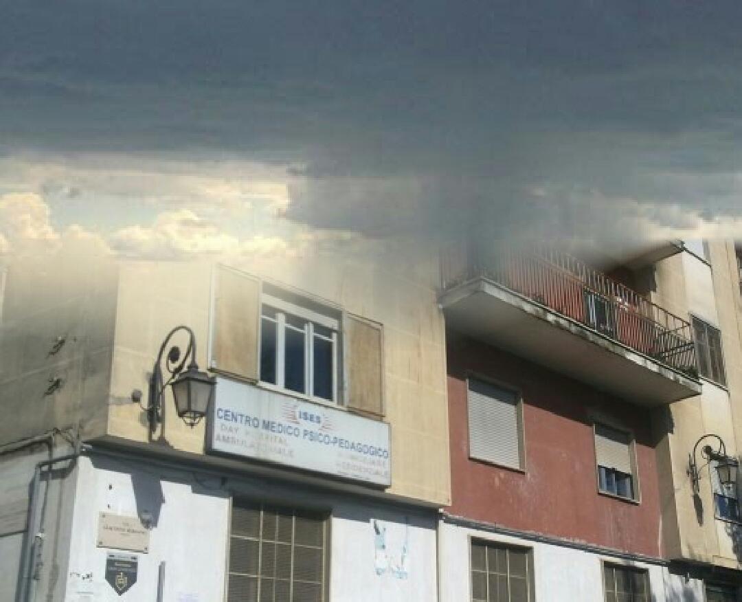 Nuvola sull'ISES