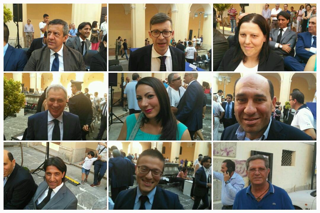 Opposizione-Cuomo-Petrone-Di Candia-Conte-Altieri-Infante-Rizzo-Cardiello-La Brocca