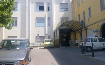 Ospedale di Eboli-Ingresso
