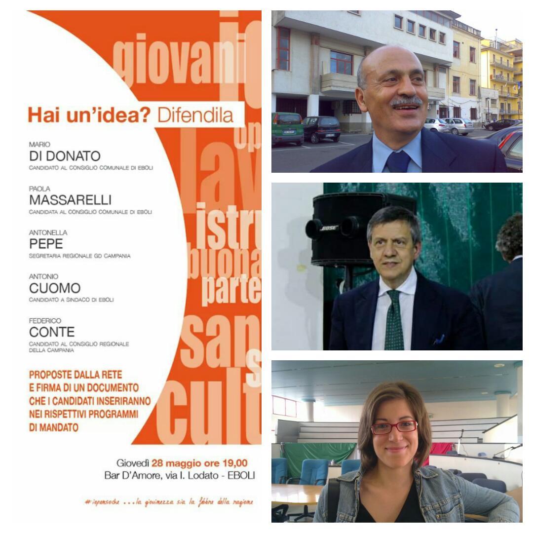 PD-Mario Di Donato-Antonio Cuomo-Paola Massarelli