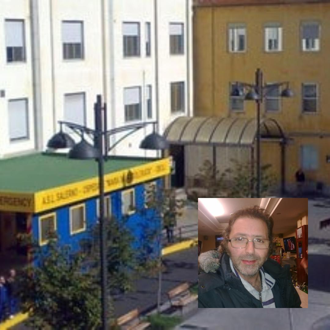 Ospedale di Eboli-Vito Sparano