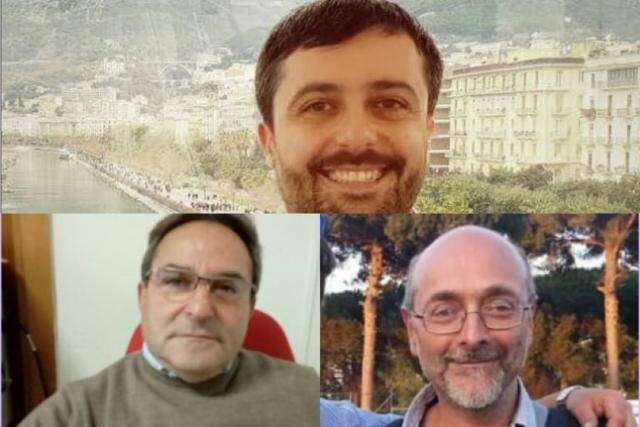 Giuseppe Ruberto-Gerardo Zaccaria-Valerio Longo