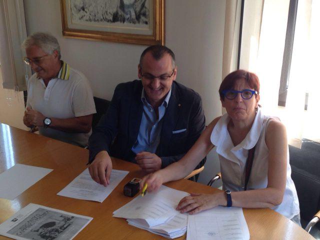 Massimo Cariello-Cecilia Francese-intrsa-itinerari della memoria