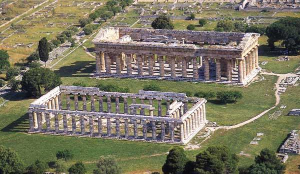 Paestum-Area dei Templi