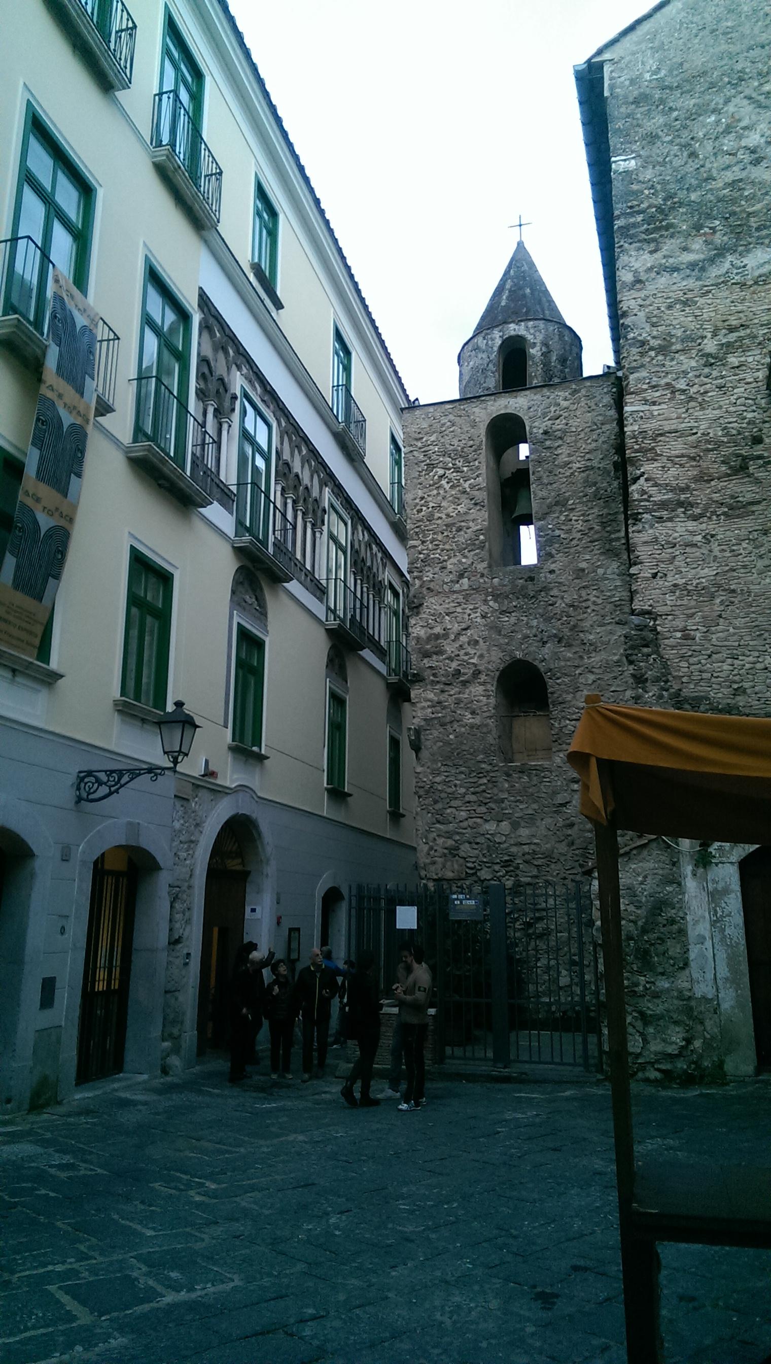 Palazzo Fruscione-San Pietro a Corte-Salerno