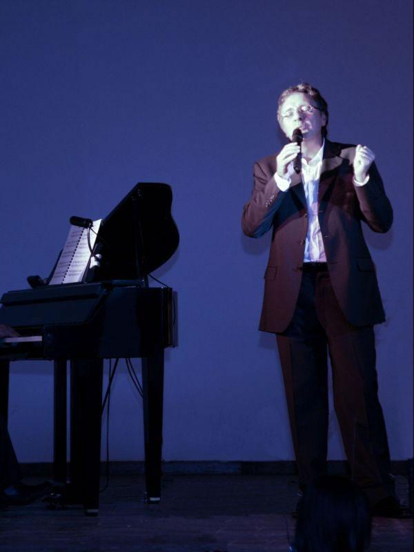 Paolo De Vito in concerto
