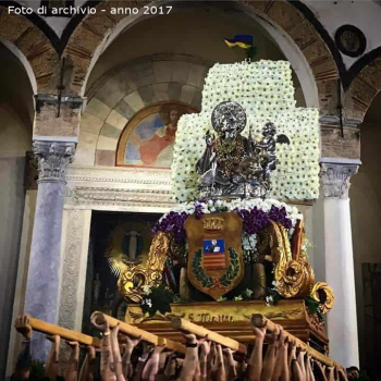 Paranza-San-Matteo-scultura-in-polistirolo-