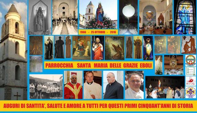 Parrocchia Santa Maria delle Grazie 50°