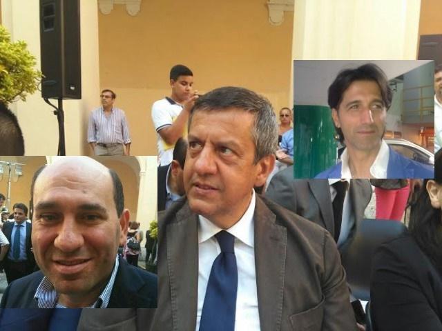 Pasquale Infante-Antonio-Cuomo-Francesco Rizzo