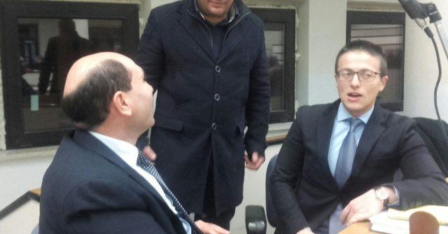 Pasquale Infante-Damiano Cardiello-Consiglio comunale-Liceo